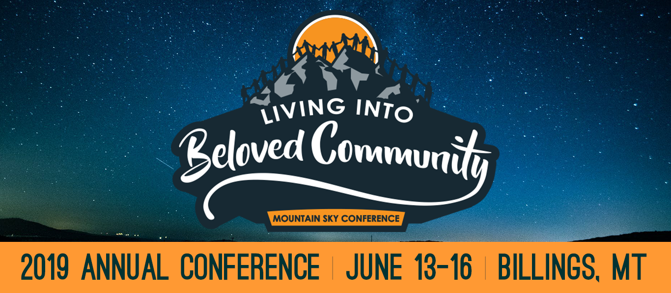 Graphic for 2019 Mountain Sky Conference