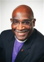 Photo of Bishop Greg Palmer