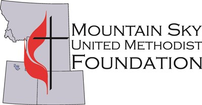 Logo for Mountain Sky United Methodist Foundation