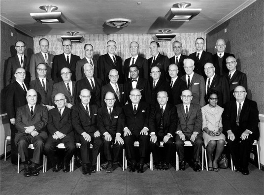 Joint Commission Uniting Conference 1968