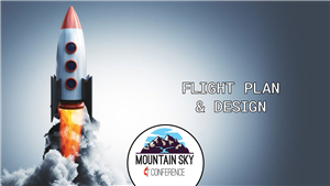 Graphic for (Re) Launch Church: Flight Plan & Design