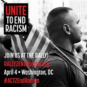 ACT NOW: Unite to End Racism rally calls for social justice