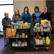 Christ United Methodist Church of Salt Lake City, Utah swaps lilies for baby formula this Easter