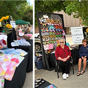 Montana church sells crafts at farmers market, gives back to local missions