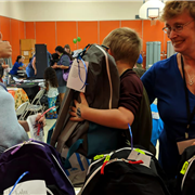 Healthy Kids Back to School Wellness Fair provides school supplies, health resources, and safety demonstrations