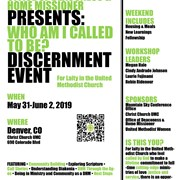 Deaconesses and Home Missioners discernment event coming to Mountain Sky Conference