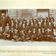 St. Paul's UMC photo archive: 14th Montana Annual Conference