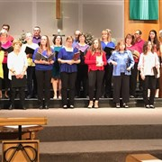 Area churches band together to create a truly 'United' Methodist choir