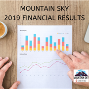 A 2019 Budget Report from the Mountain Sky Council on Finance and Administration