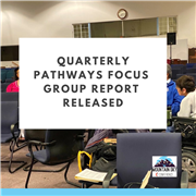 Pathways Team releases findings on Focus Sessions, recommendations