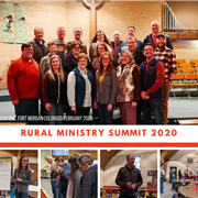 Envisioning a future for rural ministry in Mountain Sky in 2050