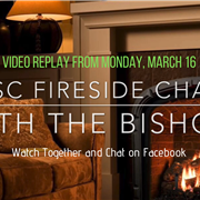 Fireside Chat with Bishop Karen Oliveto March 16, 2020