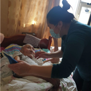 "Grace Hospice Care shares facing Covid-19 in Mongolia - ""We Cannot Forget Our Patients"""