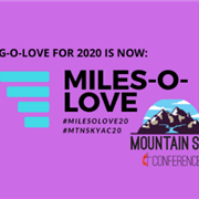 Tug-o-Love has become Miles-o-Love for Annual Conference 2020