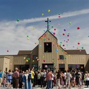 Ogden First UMC in Utah celebrates 150th anniversary!