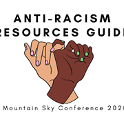 MSC releases anti-racism resources for personal and local church engagement