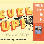 Leadership Development: Relaunching church: Not going back to normal