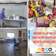 Mission Valley UMC responds to essential workers with hand-made gift baskets