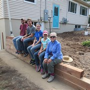 Virginia family spends vacation helping Boulder flood survivor