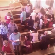 Closing worship held for Alameda Heights UMC