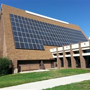 Mountain View UMC reduces carbon footprint, cuts electricity bills