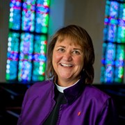 Bishop Karen Oliveto to preach at Park Hill UMC Denver on Sept. 11