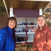 Church's 'Blessing Box' embraces mission of serving community