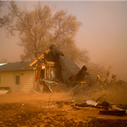 Wildfire sweeps across NE Colorado affecting many UMC congregations
